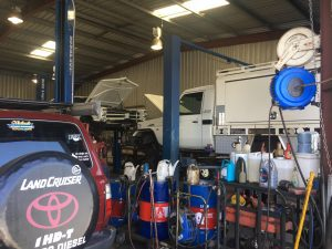 4wd and 4x4 diesel mechanic brendale