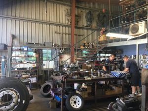 Diesel mechanics in brdndale and warner lakes